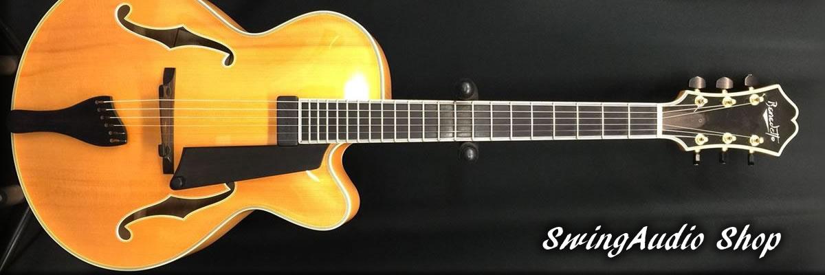 アーチトップJAZZギター